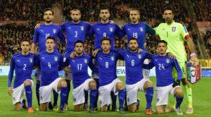 Berita Euro 2016 Tim Nasional Italia Tak Bisa Bohong