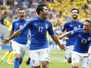 Berita Bola Euro 2016 Gol Semata Wayang Eder Untuk Italia