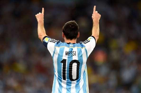 Liga Copa Amerika 2016 Messi Pahlawan Argentina Di Semifinal