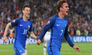 Agen Judi Bola Piala Eropa 2016 Prancis Menang Atas Irlandia