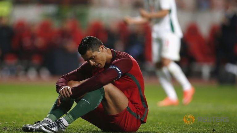 Piala Eropa Ronaldo Tetap Menjadi Eksekutor Penalti Portugal