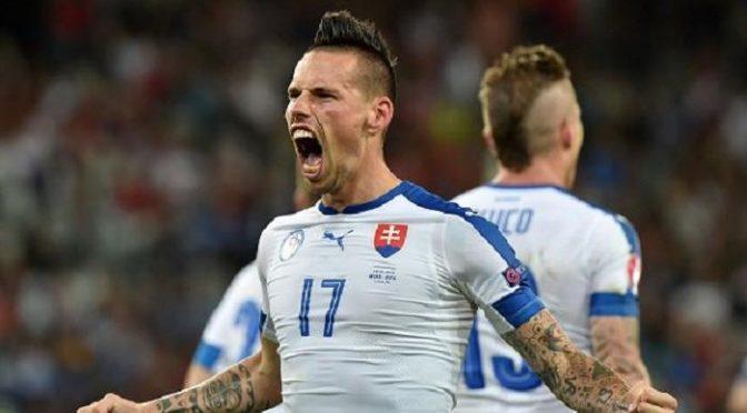 Berita Euro 2016 Slowakia Tumbangkan Rusia