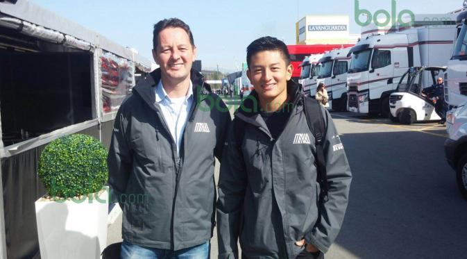 Manajer Dekati Perusahaan Asing Untuk Mempertahankan Rio Di F1