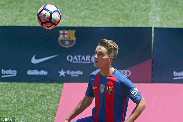 Kebahagiaan Denis Suarez Memulai Debut Bersama Barcelona