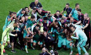 Pasaran Bola Piala Eropa 2016 Portugal Melaju Mulus Ke Final