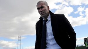 Zidane Ungkap Faktor Kekalahan Real Madrid Dari PSG
