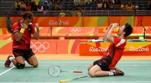 Medali Emas Olimpiade Rio Hadiah Kemerdekaan Untuk Indonesia
