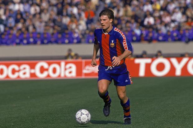 Legenda Barcelona Sebut Barca Bermasalah Karena Ditekuk Alaves