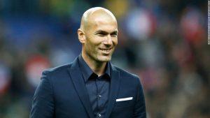 Zidane Bangga Real Madrid Dapat Imbangi Dortmund