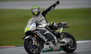 Balapan Sengit, Crutchlow Sempat Tersenggol Marquez dan Rossi