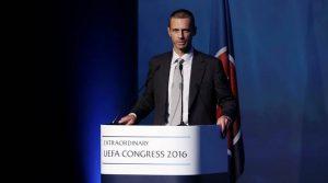 Aleksander Ceferin Berhasil Terpilih Jadi Presiden Baru UEFA