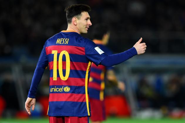 Lawan Alaves, Lionel Messi Terancam Tak Memperkuat Barcelona