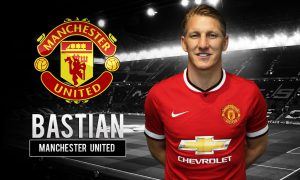 Schweinsteiger Akhirnya Masuk Skuad Utama Manchester United