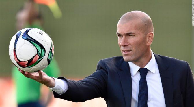 Zidane Tidak Mau Campuri Nasib Benzema Di Timnas Prancis