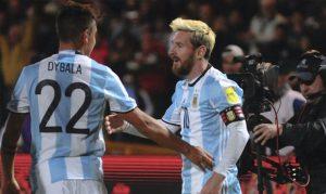 Peran Messi Akan Digantikan Paulo Dybala Di Timnas Argentina