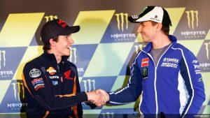 Harapan Marquez Untuk Lorenzo Musim 2017 Bersama Ducati