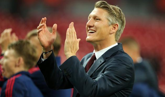 Schweinsteiger Kembali Menjalani Latihan Bersama Skuat Utama