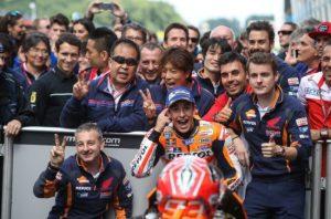 Marc Marquez Masih Belum Rela Gagal Pada MotoGP Musim 2015