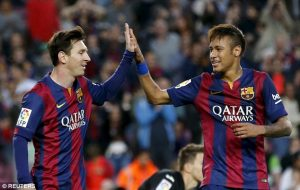 Messi Dan Neymar Masuk 10 Besar Pencarian Terbanyak Di Google