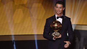 Cristiano Ronaldo Tidak Sepenuhnya Bahagia Dapatkan Ballon d'Or
