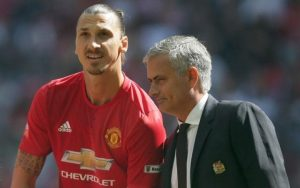 Zlatan Ibrahimovic Ungkap Kekagumannya Terhadap Jose Mourinho