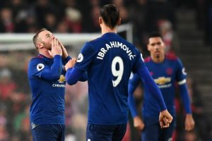Wayne Rooney Menjadi Raja Dan Legenda Di Manchester United