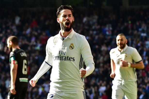Real Madrid Masukan Klausul Anti-Barca Ke Dalam Kontrak Isco