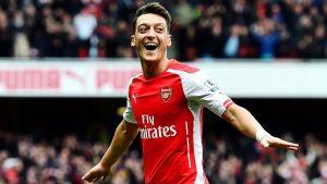 Kontribusi Mesut Ozil Menurun Untuk Arsenal Pada Musim Ini