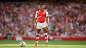 Alexis Sanchez Bermain Maksimal di Premier League Pekan ke-25