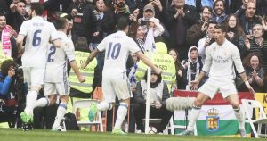 Real Madrid Kembali Puncaki Klasemen Setelah Kalahkan Valencia