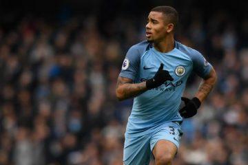 Gabriel Jesus Akan Menemani Manchester City Hadapi Arsenal