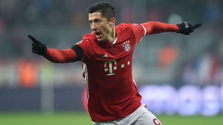 Robert Lewandowski Mendapatkan Pujian Dari Carlo Ancelotti