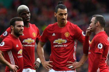 Manchester United Di Tahan Imbang Di Markas Anderlecht