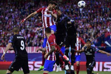 Atletico Madrid Menang Tapi Gagal Maju Kepuncak Liga Champions