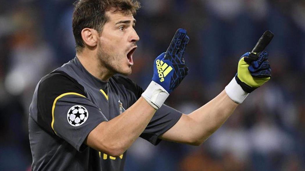 Liverpool Akan Memboyong Iker Casillas Dari Porto