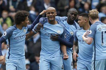 Man City Berhasil Tempati Posisi Ke 3 Gantikan Liverpool