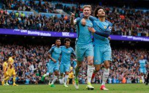 Manchester City Dapatkan 3 Poin Penting Di Etihad Stadion