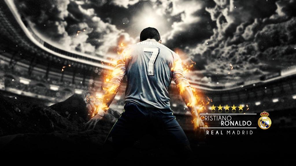 Cristiano Ronaldo Selalu Ingin Menang Pada Setiap Laga