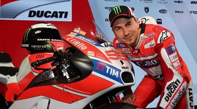 Pindah Ke Ducati, Jorge Lorenzo Belum Bisa Tunjukkan Kemampuan Ketika Di Yamaha